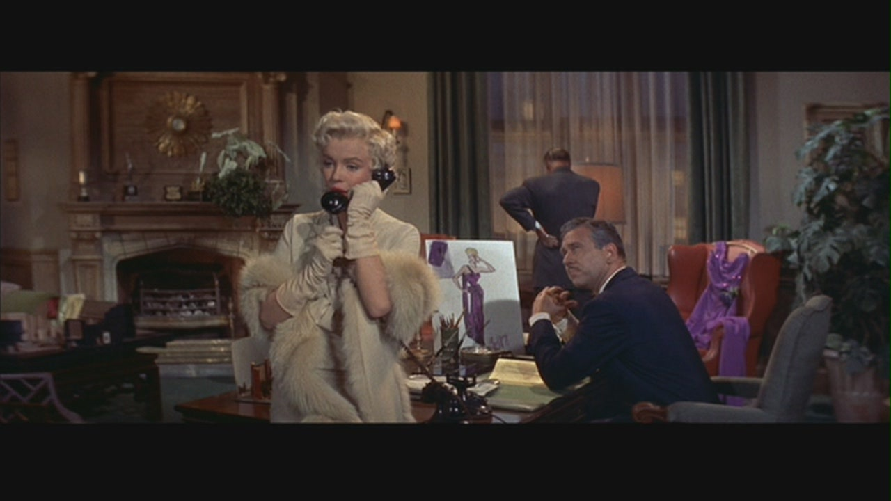 Marilyn monroe marilyn in there s no business like show business