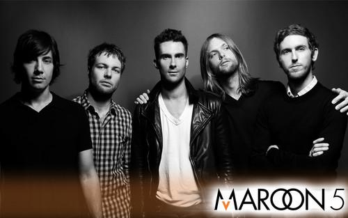 Maroon 5 پیپر وال