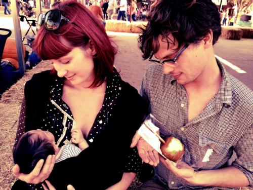Matthew & Sis