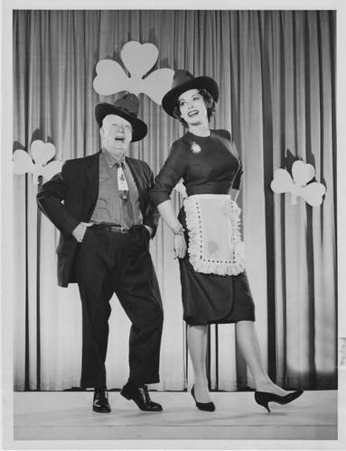 Maureen & Pat Rooney Sr.