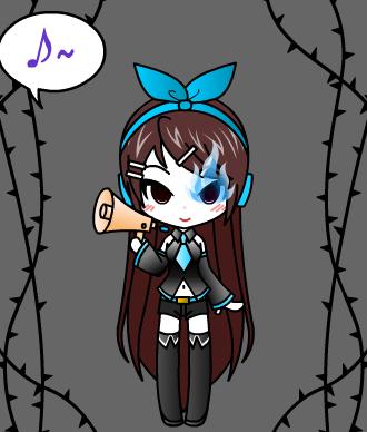 Me as a Vocaloid!