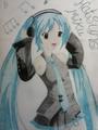 Miku cantar :3
