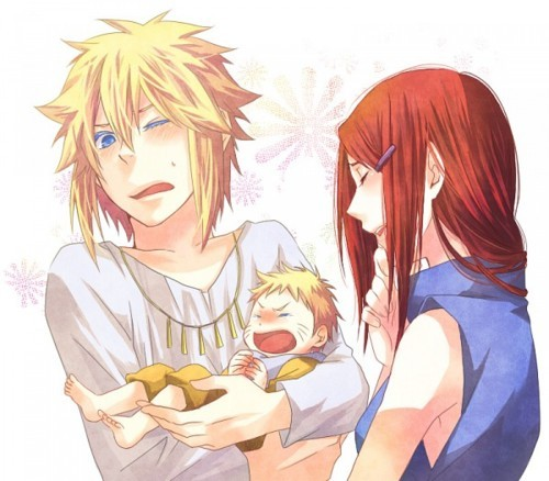 Minato with others...