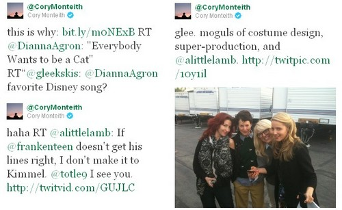 Mongron Tweets