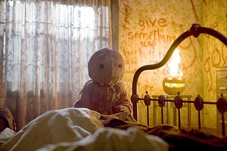 Filem that take place around Halloween: Trick r Treat