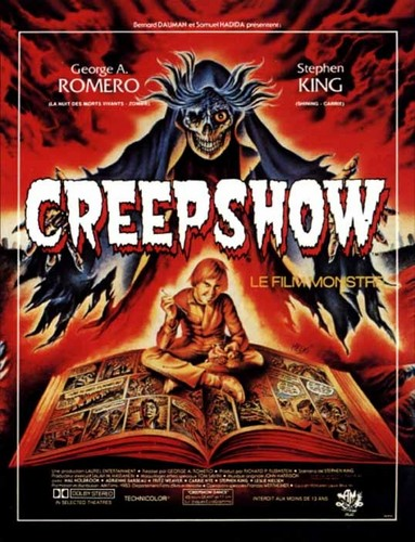 phim chiếu rạp that took place around Halloween: Creepshow