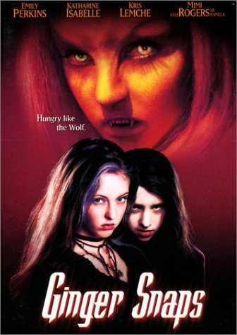 sinema that took place around Halloween: Ginger Snaps