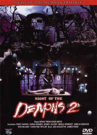 Filme that took place around Halloween: Night of the Demons 2