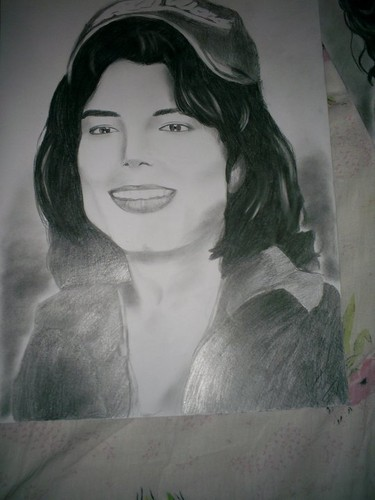My drawings of Sergio Cortés