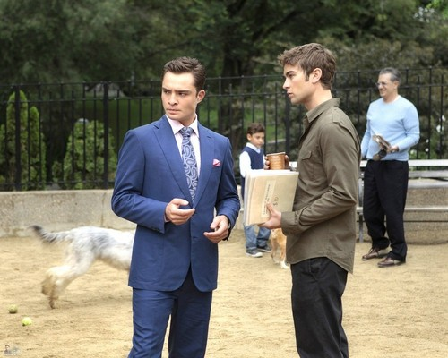 Nate - Gossip Girl, Episode Stills, Season Five -The Fasting and the Furious