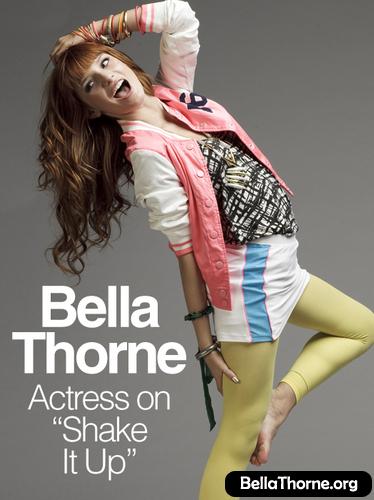 New Bella Thorne PhotoShoot