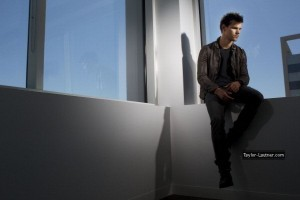 New Taylor Lautner LA Times Magazine Outtakes