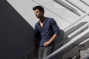 New Taylor Lautner LA Times Magazine Outtakes