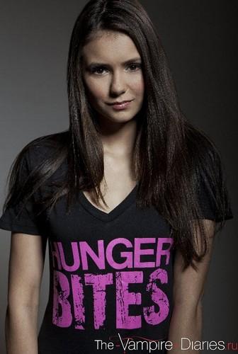 New 사진 of Nina for 'Hunger Bites'!