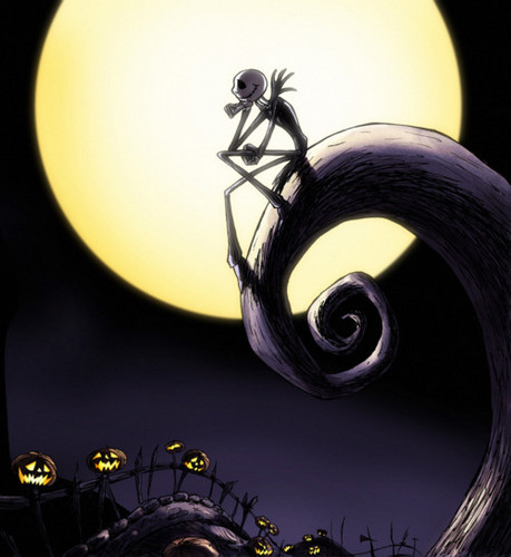 Nightmare Before krisimasi