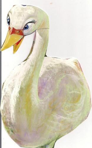 Odette (swan)