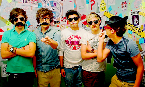 One. Direction. Forever. ♥