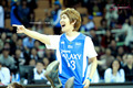 Onew - 111016 bola basket Match