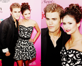 P&N - paul-wesley-and-nina-dobrev fan art