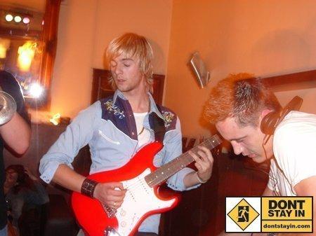 Paul Byrom & Damian Mcginty