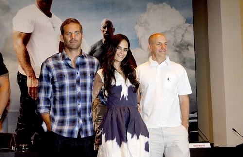 Paul Walker images Paul  - Fast Five Press Conference at the Copacabana Palace Hotel in RJ, Apr 13, 2011 HD wallpaper and background photos
