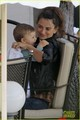 Penelope Cruz &amp; Javier Bardem: Lunch with Leo! - penelope-cruz photo