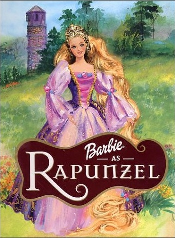 Pictures from some Barbie libri