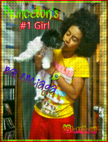 Принстон (Mindless Behavior) Обои with Аниме entitled Princeton's #1 Girl Balenciaga <3