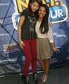 "RADIO DISNEY'S ""N.B.T.""(NEXT BIG THING) CONCERT TOUR - (15 OCTOBER 2011)  - zendaya-coleman photo"