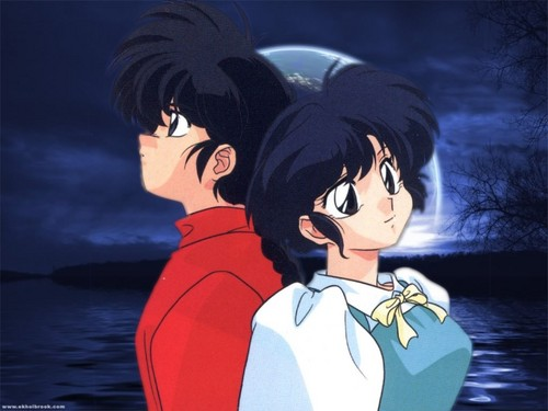 Ranma 1 2 [ Ranma + Akane ]_Adventures