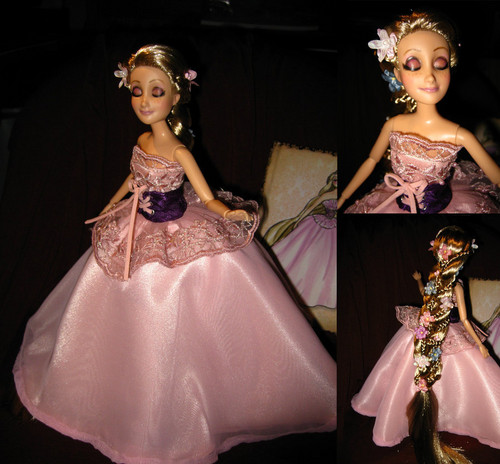 Rapunzel Doll!!!!