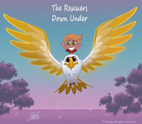 Rescuers down Under 《K.O.小拳王》