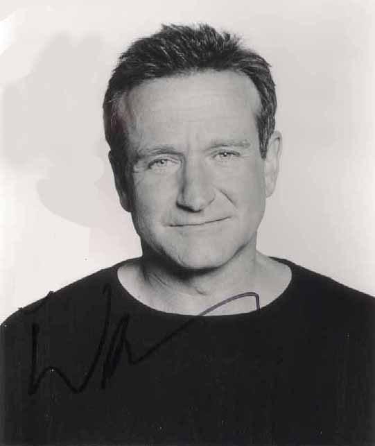 Robin Williams Facebook Autos Weblog
