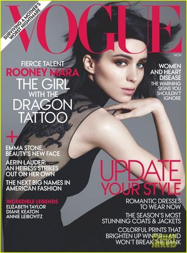 Rooney - Vogue (November 2011)
