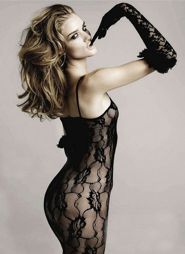 Rosie Huntington-Whiteley's Sexy Topless GQ Feature