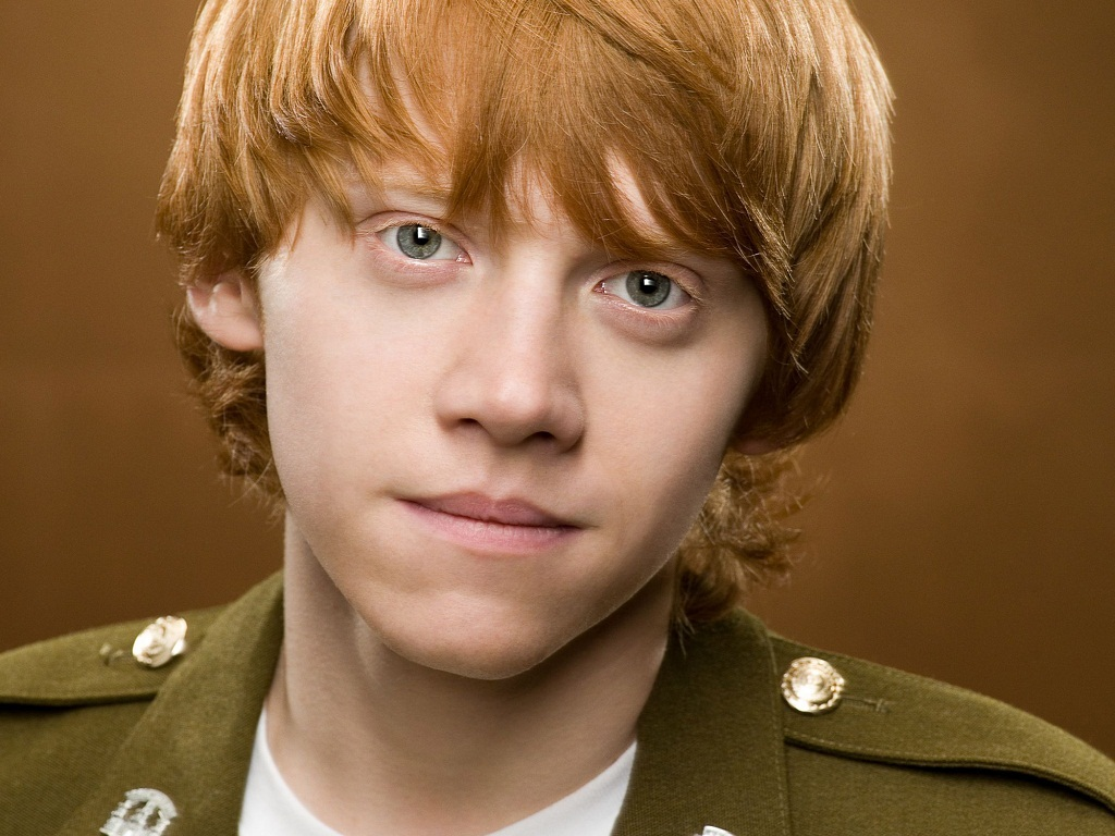 Rupert Grint/Ron Weasley images rupert grint HD wallpaper and ... Rupert Grint