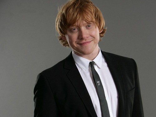 रुपर्ट ग्रिंट वॉलपेपर containing a business suit and a suit titled Rupert Grint वॉलपेपर