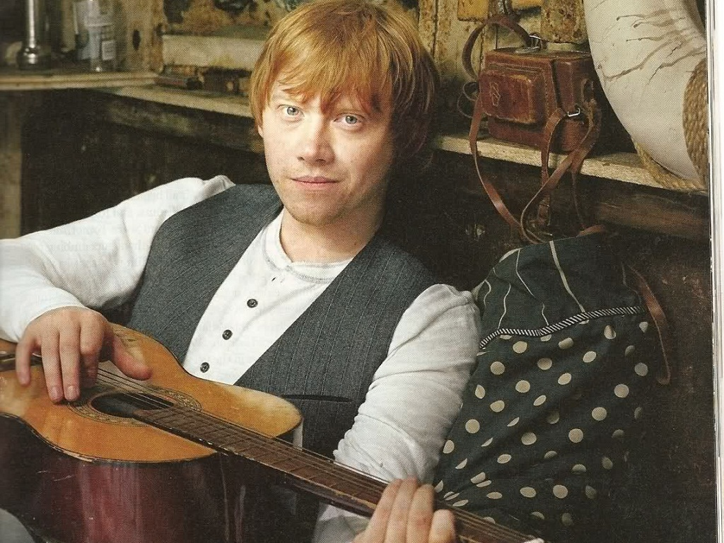 Rupert Grint Wallpaper - Rupert Grint Wallpaper (26185269 ... Rupert Grint Married
