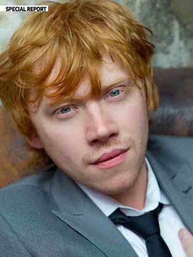 Rupert Grint wallpaper probably with a business suit called Rupert Grint