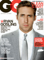 Ryan Gosling GQ magazine 2011 cover - ryan-gosling photo