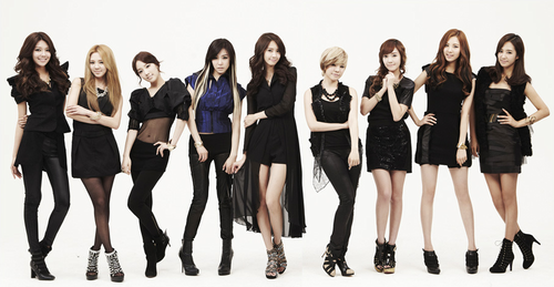SNSD - The Boys Comeback Pictures