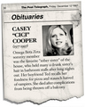 Sarah Michelle Gellar - Casey Cooper - scream photo