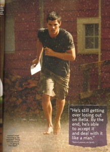 Scans of the US Weekly Breaking Dawn Special