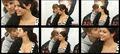 Selena and Justin NEW pcis ''Mistletoe''