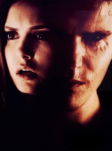 Stefan & Elena wallpaper titled Stelena