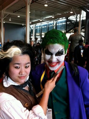 Sweeney Todd NY Comic Con 2011