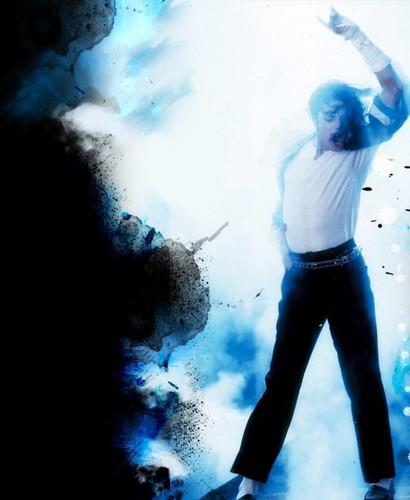Sweet Saaniya Michael Jackson & MJ