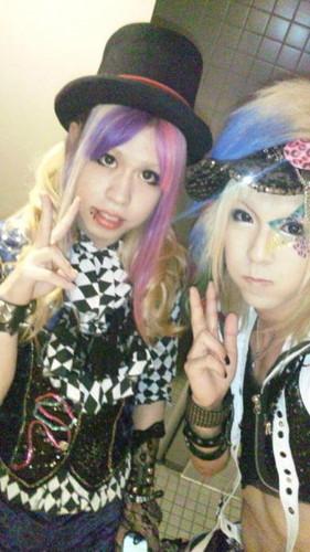 Syu and Mashiro