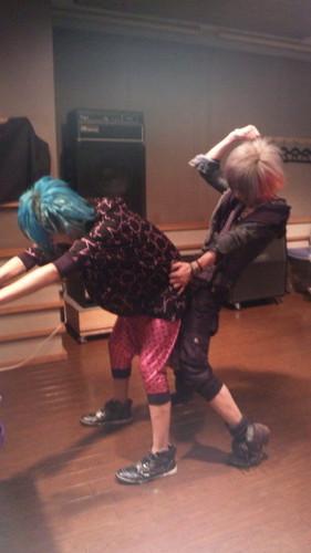 Syu and Yuuto
