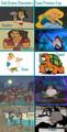 TDI Crossovers - total-drama-island fan art